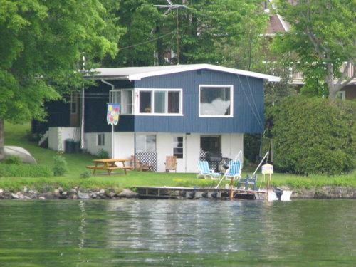 Chalet in Racine für  7 •   Aussicht auf See