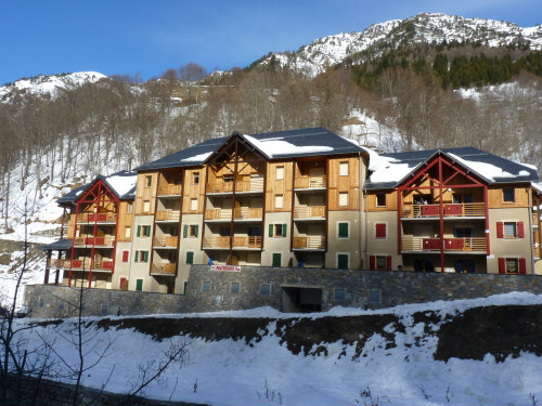 Flat Barèges - 10 people - holiday home  #32917