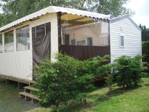 Mobil-home Breuillet - 6 personnes - location vacances  n°32938