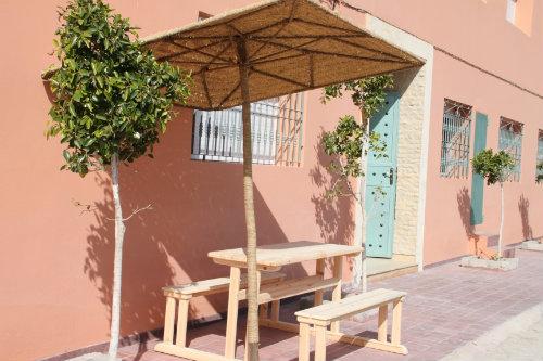 Gite Aourir - 35 personnes - location vacances  n°32958