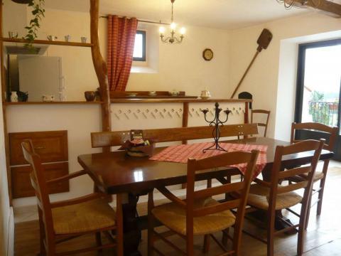 Gite Salechan - 8 personnes - location vacances  n°32978
