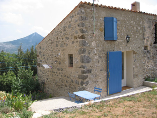House Rougon - 2 people - holiday home  #32989