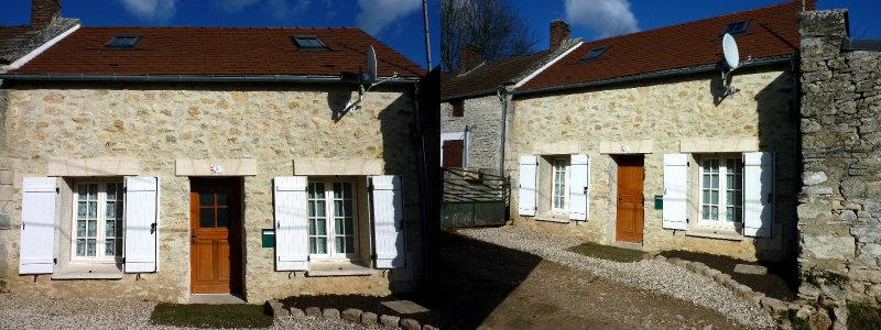 Gite Hameau De Bray Rully - 5 personnes - location vacances  n°32994