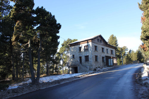 Appartement Bolquère - 9 personnes - location vacances  n°32998