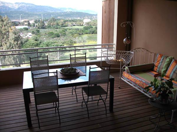 Appartement Porto Vecchio - 2 personnes - location vacances  n°33057