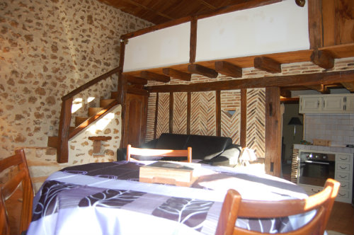 House in La rochefoucauld - Vacation, holiday rental ad # 33120 Picture #1