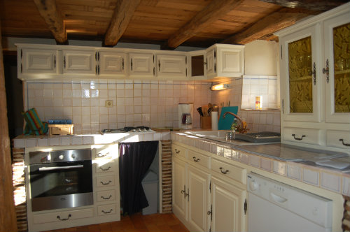 House in La rochefoucauld - Vacation, holiday rental ad # 33120 Picture #3