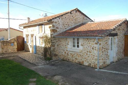 Maison La Rochefoucauld - 5 personnes - location vacances  n°33120