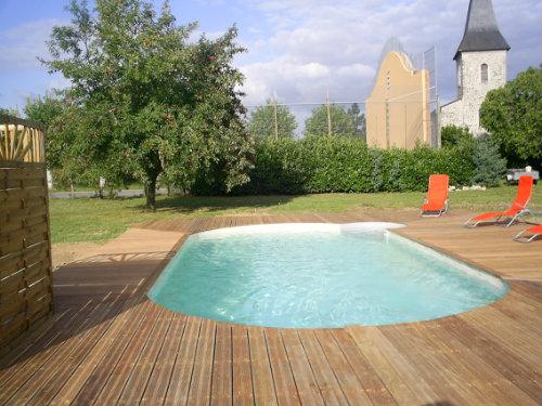 Gite Abitain - 8 personnes - location vacances  n°33121