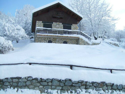 Chalet Mizoën - 8 people - holiday home  #33188