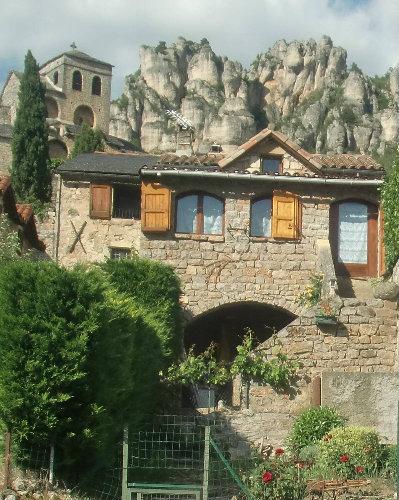 Maison Mostuéjouls - 4 personnes - location vacances  n°33240