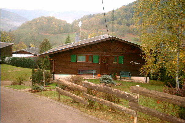 Casa de montaña Hohrod - 4 personas - alquiler n°33267