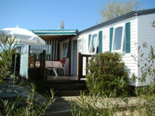 Mobil-home Saint Denis Oleron - 6 personnes - location vacances  n°33269