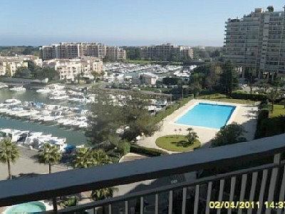 Flat Mandelieu La Napoule - 4 people - holiday home  #33442