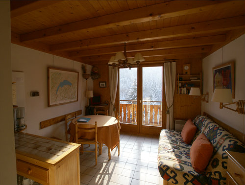Flat Morzine - 6 people - holiday home  #33472