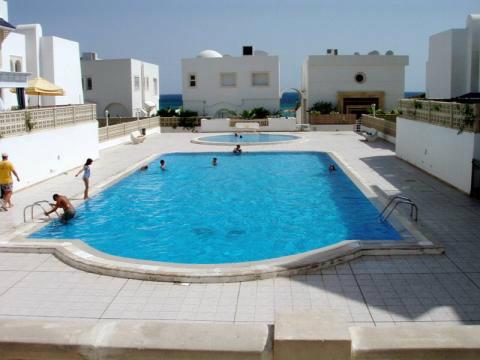 Appartement Hammamet - 6 personnes - location vacances  n°33480