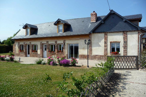 Gite St Leger Aux Bois - 12 people - holiday home  #33503