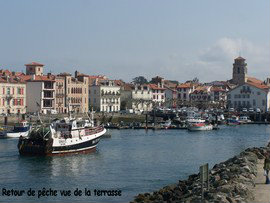 Bed and Breakfast in Ciboure- Saint Jean De Luz - Vacation, holiday rental ad # 33564 Picture #13