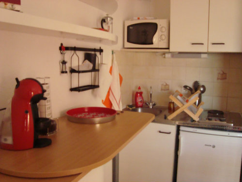 Flat in Canet en roussillon - Vacation, holiday rental ad # 33576 Picture #4