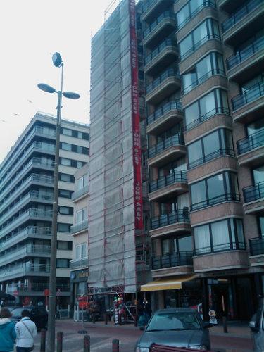 Appartement Blankenberge - 2 personnes - location vacances  n°33579