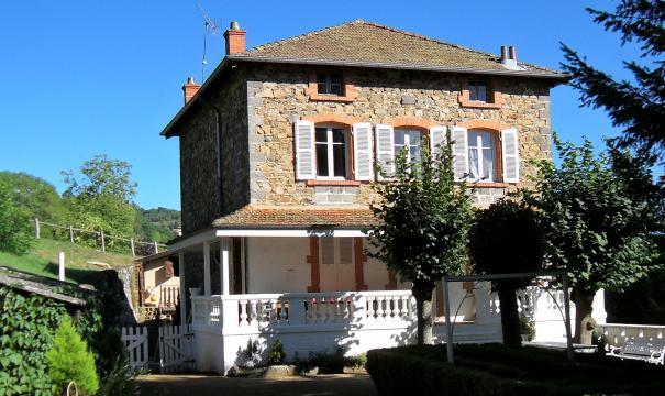 Maison Lamure S Azergues - 8 personnes - location vacances  n°33609
