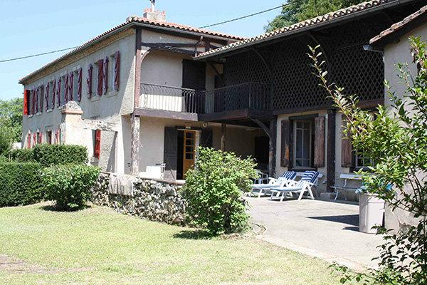 Maison Castex - 10 personnes - location vacances  n°33640