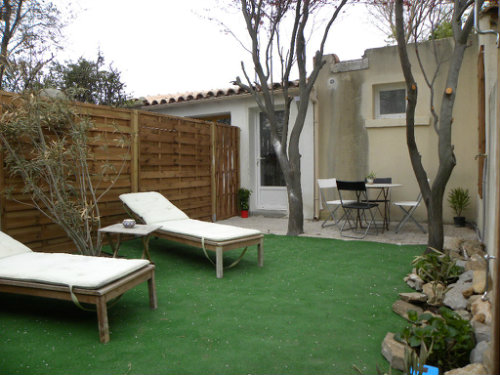 Gite in Villeneuve Les Maguelone - Vacation, holiday rental ad # 33656 Picture #1