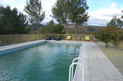 Maison Turis - 8 personnes - location vacances  n°33657