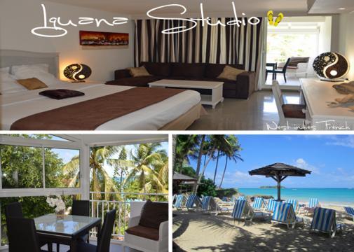 Location Guadeloupe Vacances à partir de 300€/semaine  n°33662