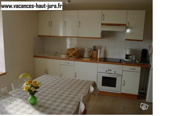 Gite 39400 Lezat - 6 people - holiday home  #33693