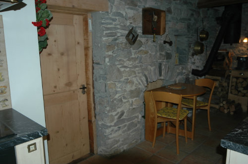 Maison Orsières - 4 personnes - location vacances  n°33697