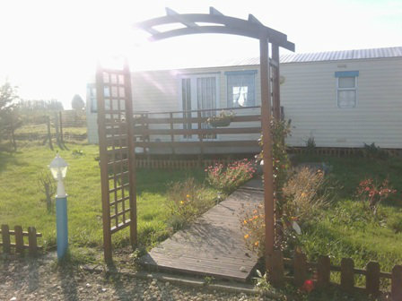 Mobil-home Beaugeay - 4 personnes - location vacances  n°33710