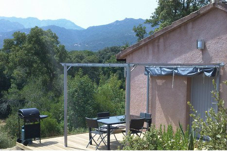 House in Porto-Vecchio - Vacation, holiday rental ad # 33741 Picture #0