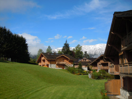 Chalet Les Houches - 4 people - holiday home  #33746