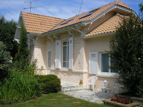 Chambre d'hôtes à Gujan mestras pour  3 •   avec terrasse