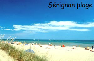 Sérignan -    1 slaapkamer