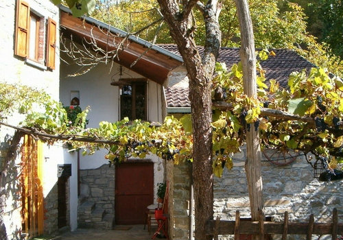 Farm in Borgo Val di Taro - Vacation, holiday rental ad # 33789 Picture #2
