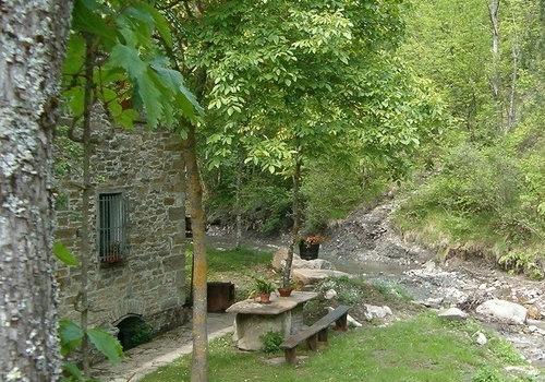 Ferme à Borgo val di taro pour  16 •   animaux acceptés (chien, chat...)