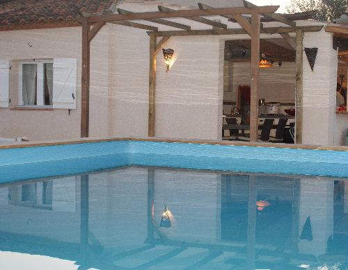 Casa 6 personas Portiragnes - alquiler n°33828