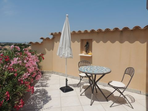 Studio in AGDE - Vacation, holiday rental ad # 33836 Picture #8