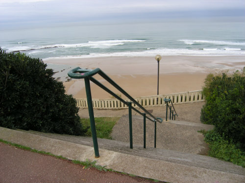 Studio in Biarritz - Vacation, holiday rental ad # 33852 Picture #2