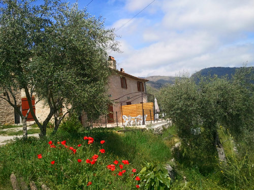 Gite in Coaraze - Vacation, holiday rental ad # 33907 Picture #1