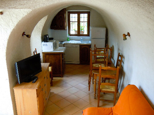 Gite in Coaraze - Vacation, holiday rental ad # 33907 Picture #4