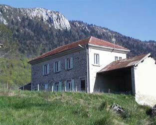 Gite in la chapelle en vercors - Vacation, holiday rental ad # 33929 Picture #2