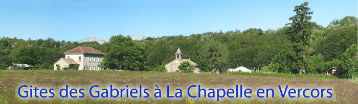 Gite in la chapelle en vercors - Vacation, holiday rental ad # 33929 Picture #3