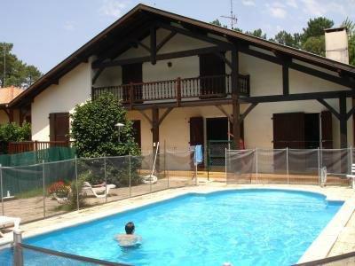 Maison 8 personnes Capbreton - location vacances  n°33935