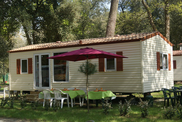 Mobil-home Saint Brevin Les Pins - 6 personnes - location vacances  n°33975