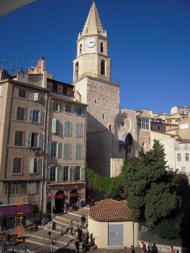 Appartement Marseille - 2 personnes - location vacances  n°33980