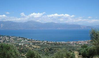 Gite Aigion Grece - 4 personnes - location vacances  n°33252