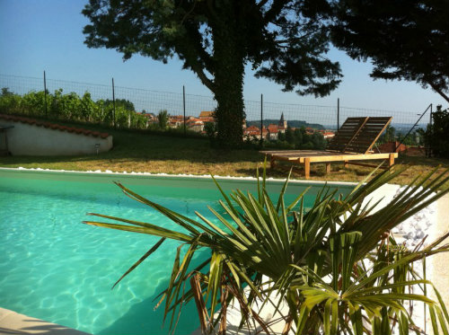 Gite in AMBIERLE - Vacation, holiday rental ad # 34014 Picture #1